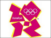 2012 London Olympics tangram vomit